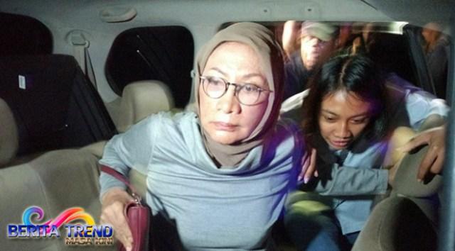 Selama 20 Hari Kedepan Ratna Sarumpaet Akan Ditahan di Polda Metro Jaya