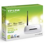Wirelless Router TP-Link TL-WR740N