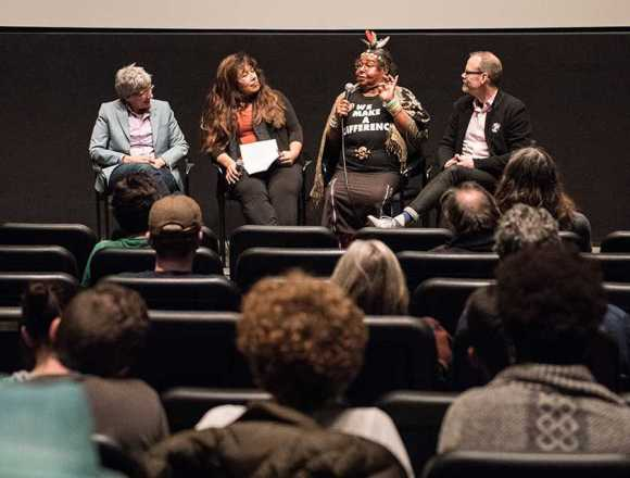 Marsha P. Johnson director brought to campus amid controversy