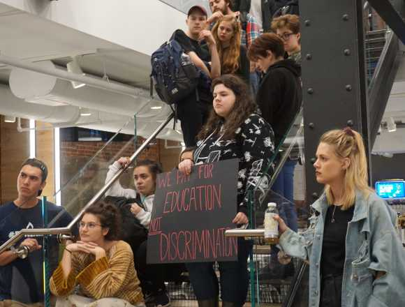 Faculty assembly chair defends memo, claims misinterpretation