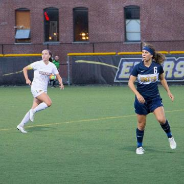 Women's soccer notebook: Haley out for season as Lions push for playoffs