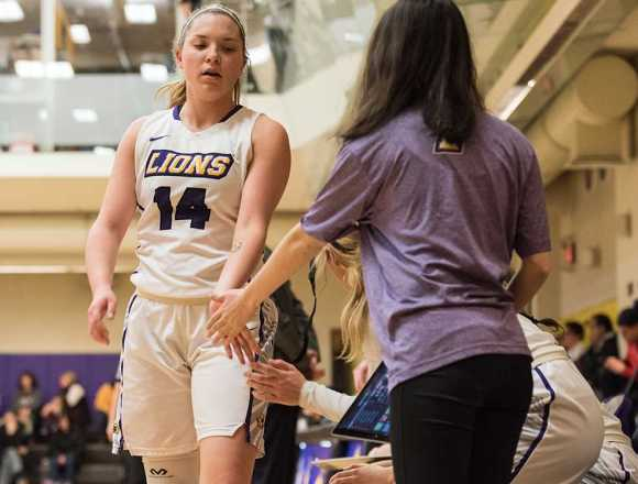 Women's basketball: Opportunity led to Foultz's scoring breakout