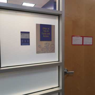 Title IX office searches for new lead investigator