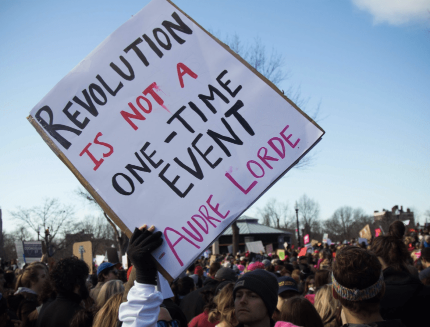 Boston rallies for one-year anniversary of Women's March
