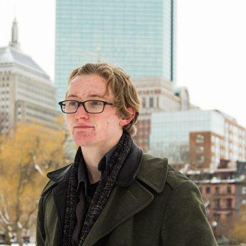 Owen Elphick pens way into Poet's Corner