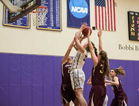 Women's basketball: Lions handle Lasell in final nonconference tuneup