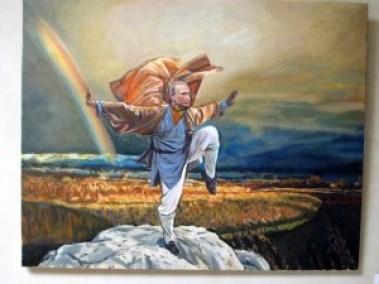 Petersburg - Putin Paintings 3