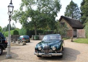 Cotswolds - Jaguar MK II