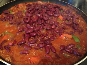 Dangerous Food - Chilli Con Carne