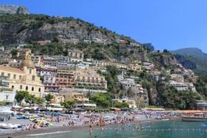 Amalfi - Positano Beach 2