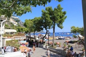 Amalfi - Positano Beach 4