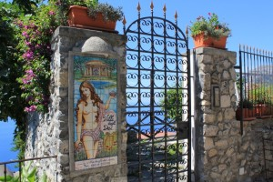 Amalfi - Villa degli Dei