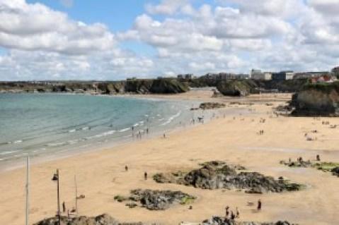 Cornwall - Newquay 1