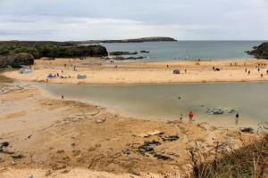 Cornwall - Trevone Beach 1