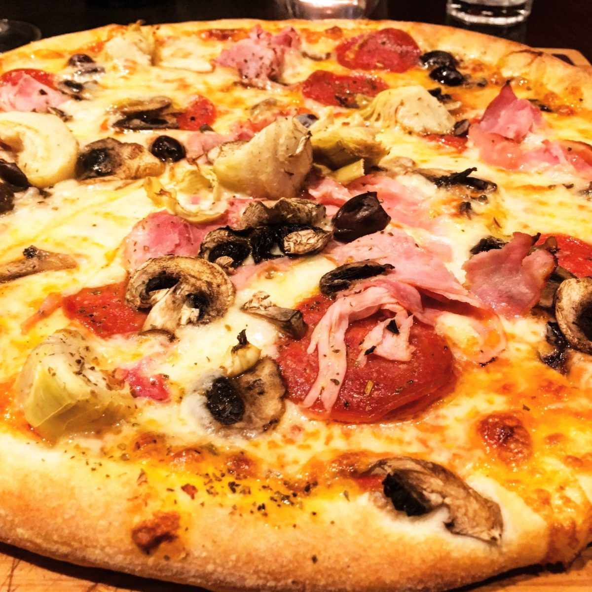 London's Best Pizza Place: IPC in Bayswater