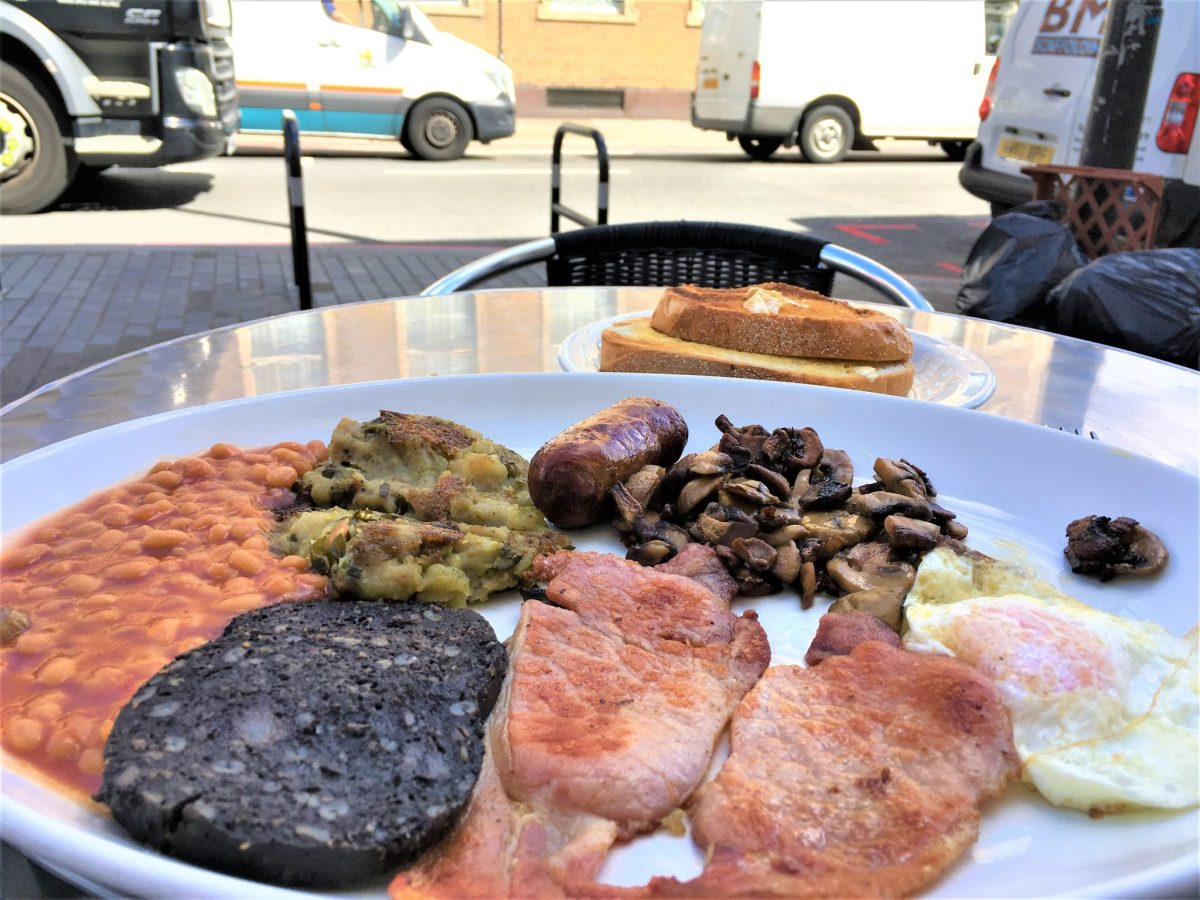 Kennington Lane Cafe in Vauxhall - London's #1 Breakfast Spot?