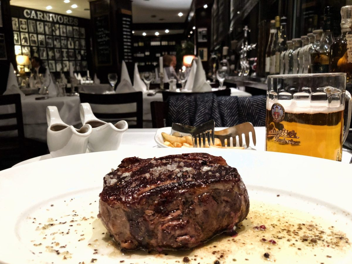 Black Bulls, Frankfurt, our Restaurant Review