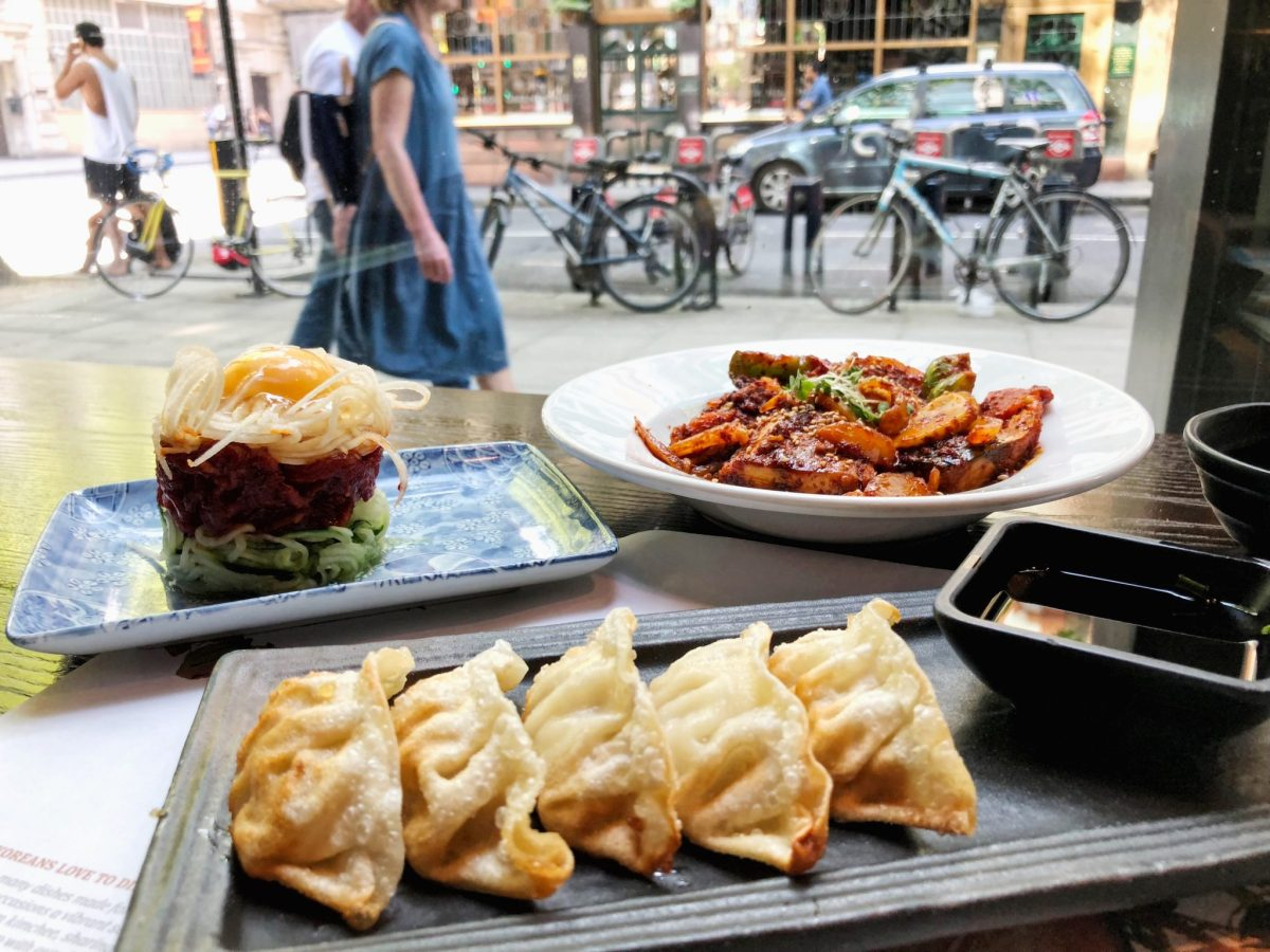 Our favourite Korean in London: Kimchee