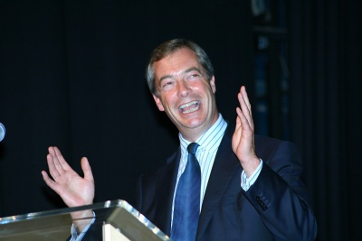 UKIP leader Nigel Farage has bigger battles to fight than the Bristol mayoral election. Photo: Derek Bennett, Flickr