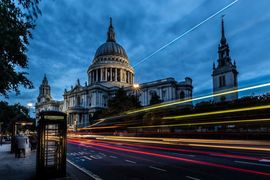 St Pauls Cathedral is one of the most recognised religious buildings in the world.
