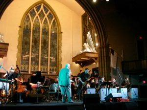 American Jazz Repertory Orchestra concert in Pittsfield, MA