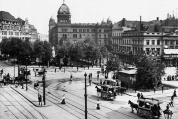 langeweile in Berlin, 20ger jahre tour durch berlin