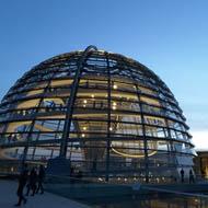 Reichstag / Bundestag Kuppel