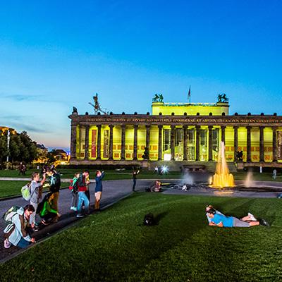 Altes Museum auf der Museumsinsel, Weltkulturerbe