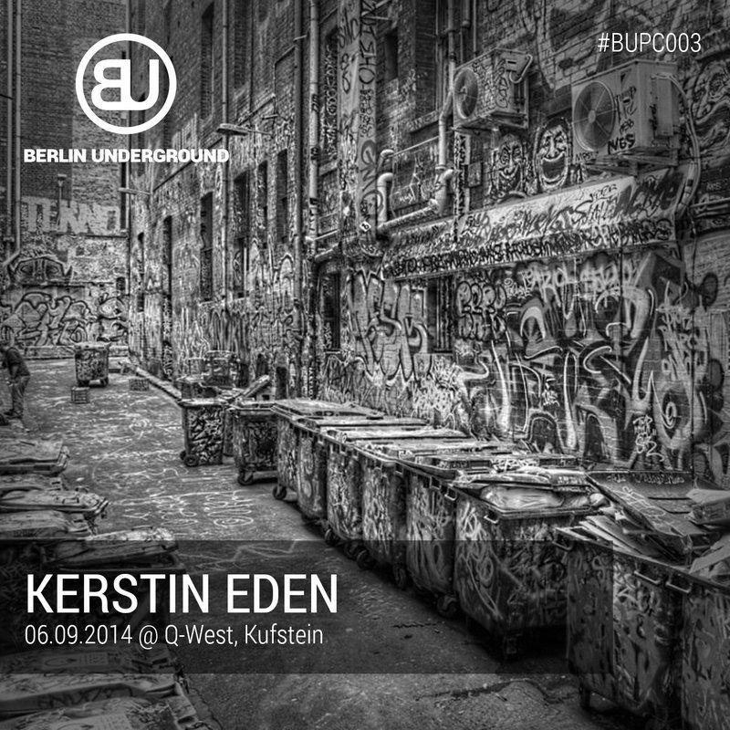 #BUPC003 – Kerstin Eden