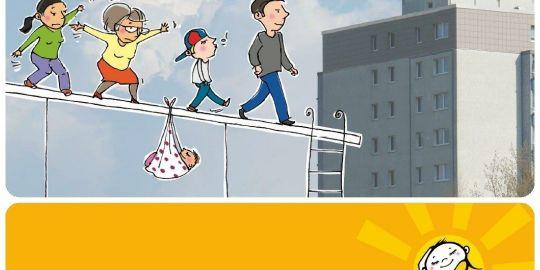 Wenn es schwierig wird - Broschüre für Familienpaten