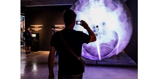 Knochenmusikausstellung