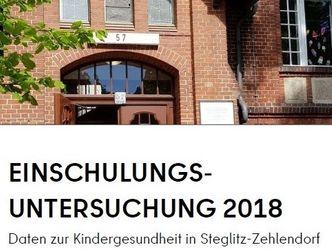 Titelseite ESU-Bericht 2018