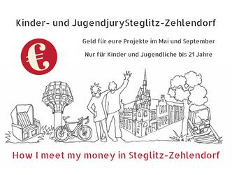 Vergrößerung: Kinder- und Jugendjury Steglitz-Zehlendorf 2021