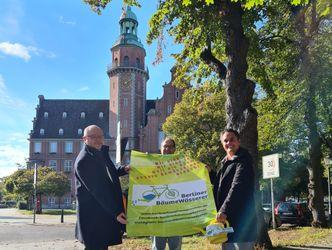 Erweiterung: Bezirk erhält Bäume und Tränken