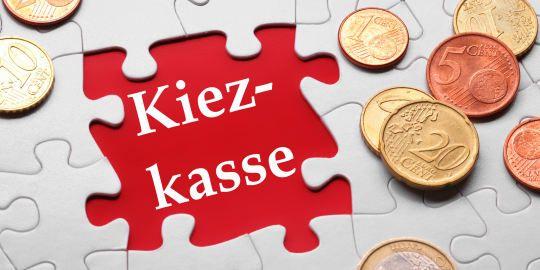 Geldpuzzle Kiezkasse