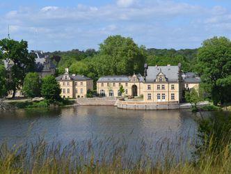 Jagdschloss Glienicke 2021 - Deich