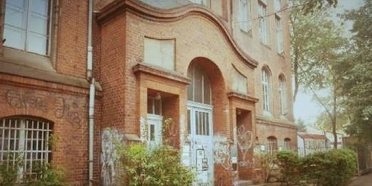 Gebäude Boucheschule / Gemeindezentrum Alt-Treptow