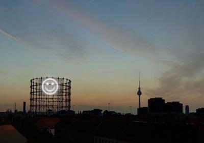 Stimmungsgasometer, Berlin-Schöneberg