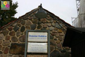 Bauernhof Domäne Dahlem