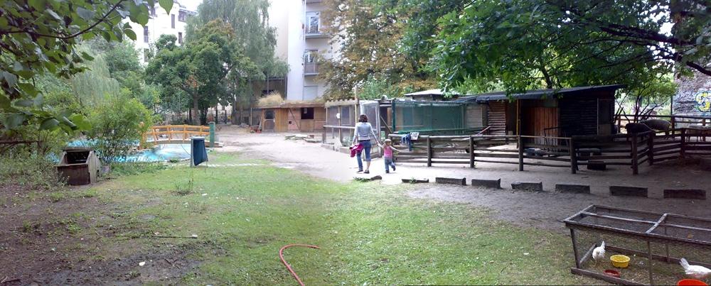Kinderbauernhof am Mauerplatz e.V.