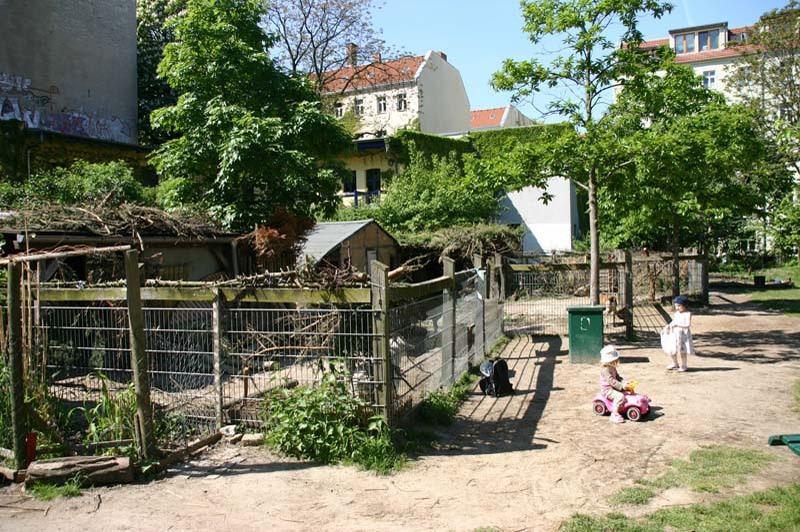 Ziegenhof in Charlottenburg