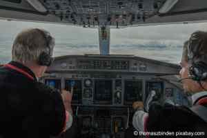 Flugsimulator bei aviare Consult in Charlottenburg