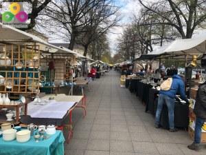 Floh- Kunst- und Trödelmarkt am 17. Juni