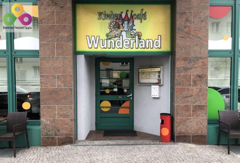 Indoorspielplatz Wunderland in Charlottenburg