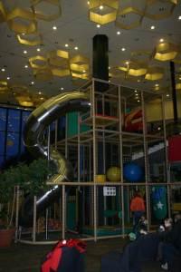 Indoorspielplatz Rappelzappel FEZ