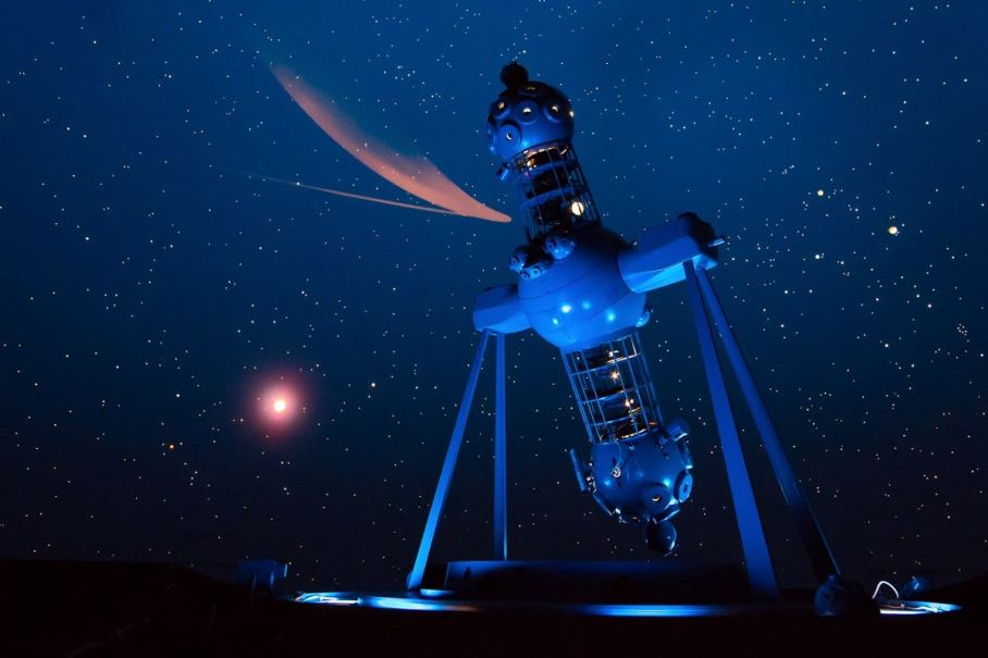 Bild Sterne Zeiss Planetarium im Prenzlauer Berg