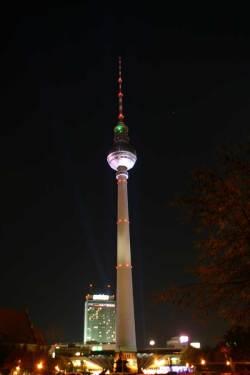 Fernsehturm-Park-Inn-Hotel