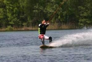 Wakeboard- und Wasserskipark Zossen