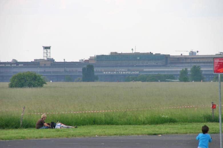 Bild Park Tempelhofer Feld