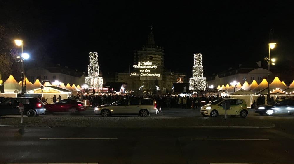 Bild Weihnachtsmarkt am Schloss Charlottenburg